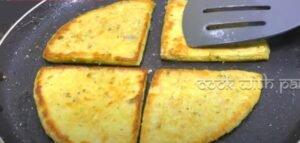 Matar Aloo Roti Recipe 7