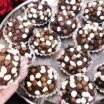 chocolate ladoo recipe