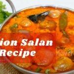 onion salan recipe