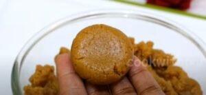 Navratri Vrat Peda Recipe makhana peda 7